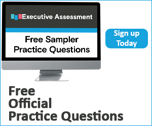 Free Executive Assessment Official Practice Questions