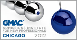 2012 Admissions Institute for New Professionals