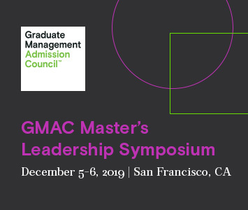 2019 GMAC Masters Leadership Symposium