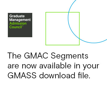 GMAC Segments Available