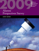 Alumni Perspective Survey 2009 Survey Report Cover