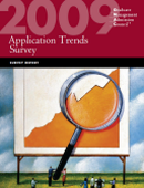 2009 Application Trends Survey
