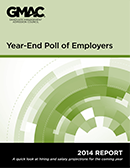 Year End Employer Poll 2014, small image