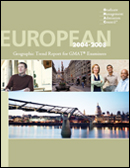 TY2008 European Geographic Trend Report Cover