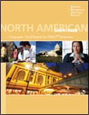 TY2008 North American Geographic Trend Report Cover