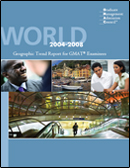 TY2008 World Geographic Trend Report Cover