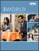 World Geographic Trend Report cover TY2010