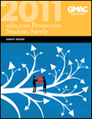 mba.com Prospective Students Survey 2011 Survey Report Cover