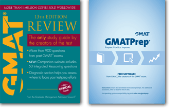 GMAT Prep Products