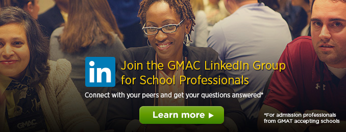 Join GMACs LinkedIn Group