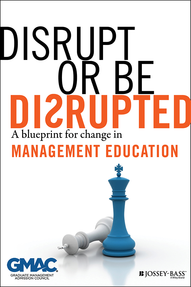Disrupt or Be Disrupted book cover