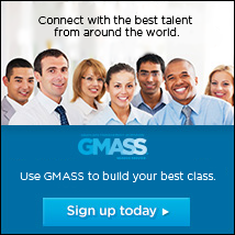 Use GMASS to recruit your best business school classroom.