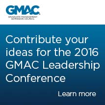 GMAC Leadership Conference Participation