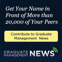 Contribute to Graduate Management News