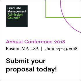 GMAC Annual Conference Call for Proposals