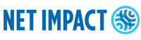 Net Impact Logo: Giving Back