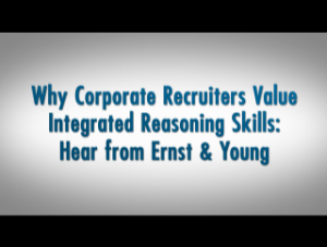 Ernst & Young Corporate Recruiter Video