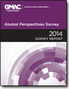2014 Alumni Perspectives Survey Cover