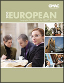 European Geographic Trend Report cover TY2010