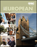 European Geographic Trend Report Cover TY 2011