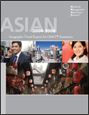 TY2008 Asian Geographic Trend Report Cover