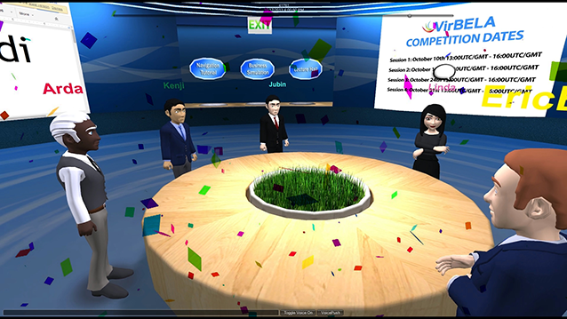 VirBELA interactive group