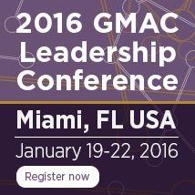 2016 GMAC Leadership Conference promo