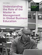 Understanding the Role of the Master in Management in Global Business Education