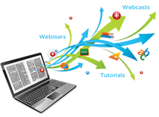 Visit the GMAC Learning Library to access on demand webcasts, videos