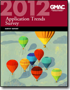 2012 Application Trends Survey Report Image